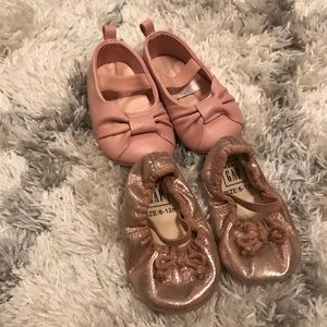 ✨ 6-12 month baby girl shoes